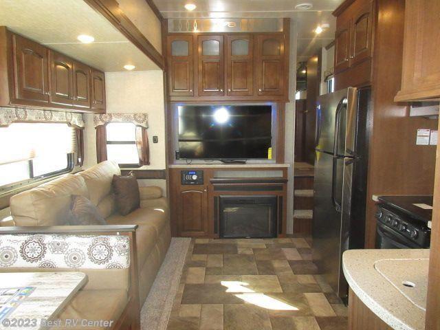 2016 Heartland RV RV Oakmont 375QB 2 Bedrooms/ 4 Slideouts ...