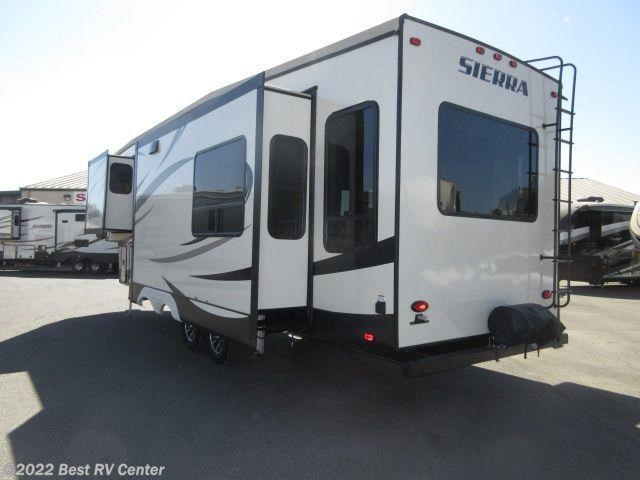2017 Forest River Rv Sierra 343rsok 6 Piont Auto Leveling