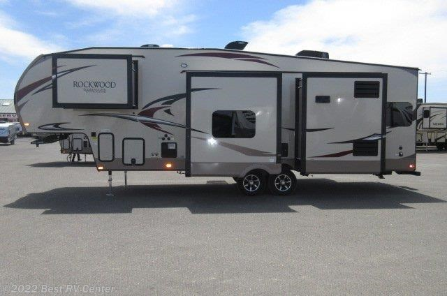 2018 Forest River Rv Rockwood Signature Ultra Lite 8295ws