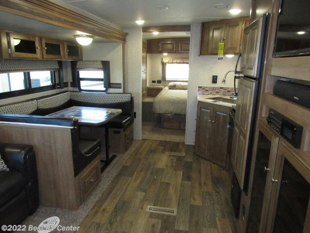 2018 Forest River Rv Rockwood Ultra Lite 2706ws Solid