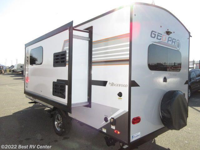 New Forest River Rockwood Travel Trailer Classifieds