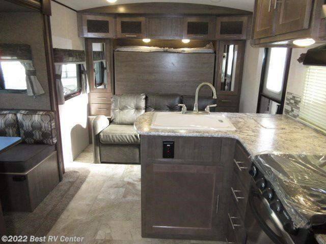 2017 Forest River Rv Surveyor 200mble Murphy Bed Rear