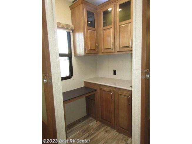 2018 Keystone Rv Laredo 358bp Butler S Pantry Office 3