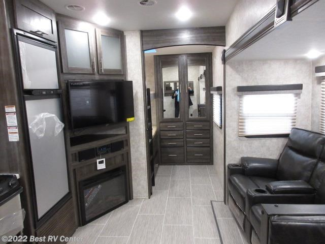 2018 Open Range Rv Light 2950bh Outdoor Kitchen 2 Slide