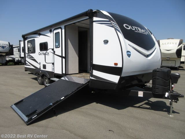 Best Travel Trailers 2020.2020 Keystone Rv Outback 240urs Outdoor Kitchen Fiberglass Front Ca Front For Sale In Turlock Ca 95382 23017