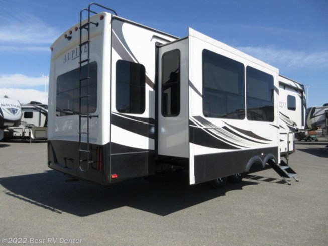 New 2020 Keystone Alpine 3400RS available in Turlock, California