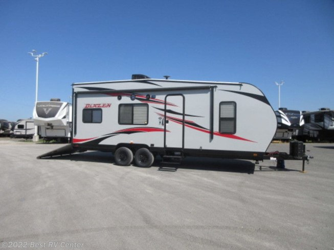2020 Pacific Coachworks Blaze'n 2114LE - New Toy Hauler For Sale by Best RV Center in Turlock, California