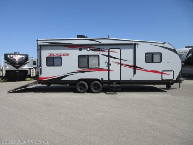 2020 Pacific Coachworks Blaze'n 2414 - New Toy Hauler For Sale by Best RV Center in Turlock, California