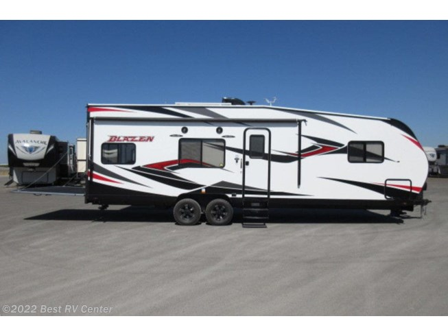 2020 Pacific Coachworks Blaze'n 2614TT - New Toy Hauler For Sale by Best RV Center in Turlock, California