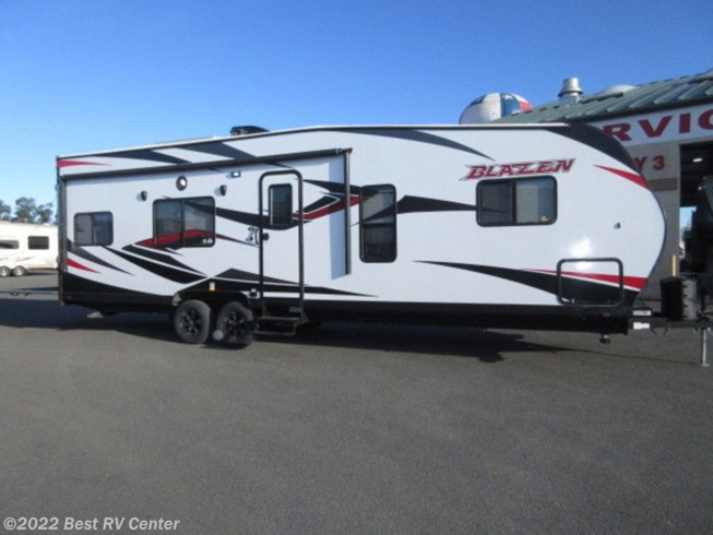 2019 Blaze'n 28FS by Pacific Coachworks from Best RV Center in Turlock, California