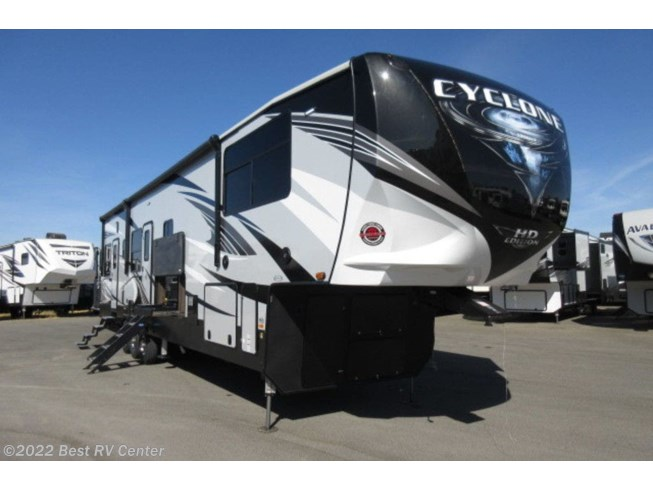 New 2020 Heartland Cyclone 4007 available in Turlock, California