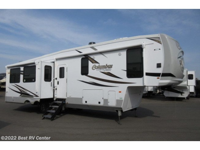 2020 Columbus 329DVCW by Palomino from Best RV Center in Turlock, California
