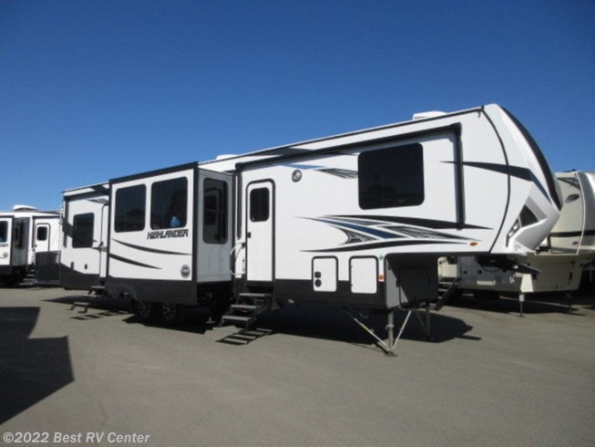 New 2020 Highland Ridge Highlander 350H available in Turlock, California