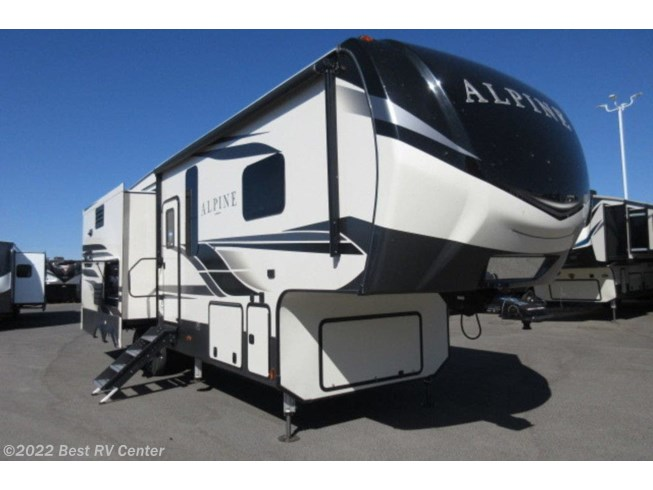 New 2020 Keystone Alpine 3320MK available in Turlock, California