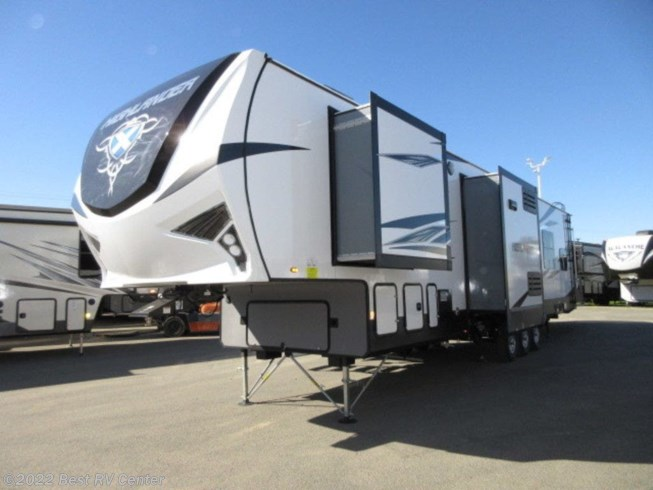 2019 Highlander 383H by Highland Ridge from Best RV Center in Turlock, California