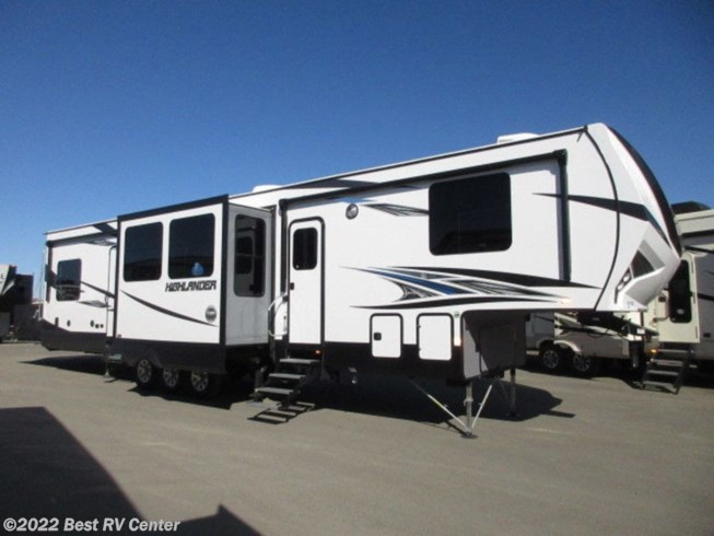 New 2019 Highland Ridge Highlander 383H available in Turlock, California
