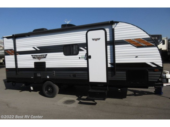 2020 Forest River Wildwood X-Lite 197SS - New Travel Trailer For Sale by Best RV Center in Turlock, California