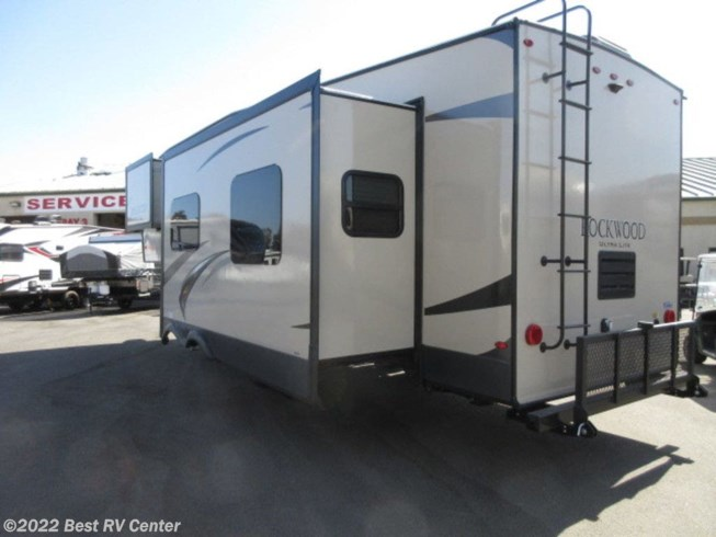 New 2019 Forest River Rockwood Ultra Lite 2881SC available in Turlock, California