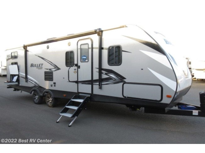 2020 Bullet 287QBSWE by Keystone from Best RV Center in Turlock, California