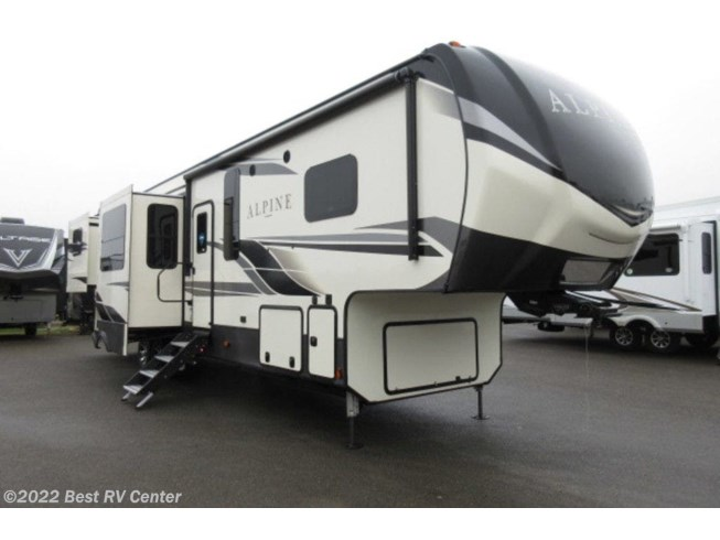 New 2020 Keystone Alpine 3850RD available in Turlock, California