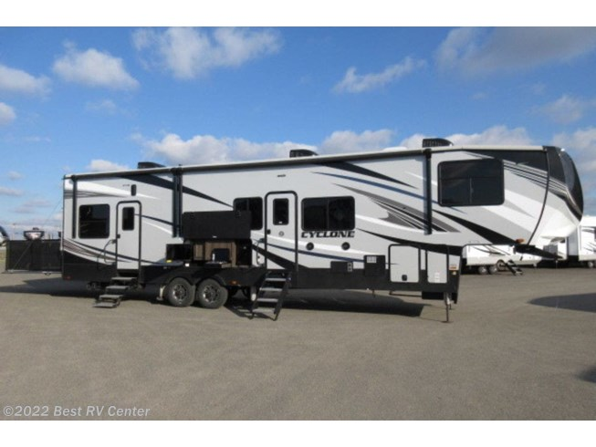2020 Cyclone 3713 by Heartland from Best RV Center in Turlock, California
