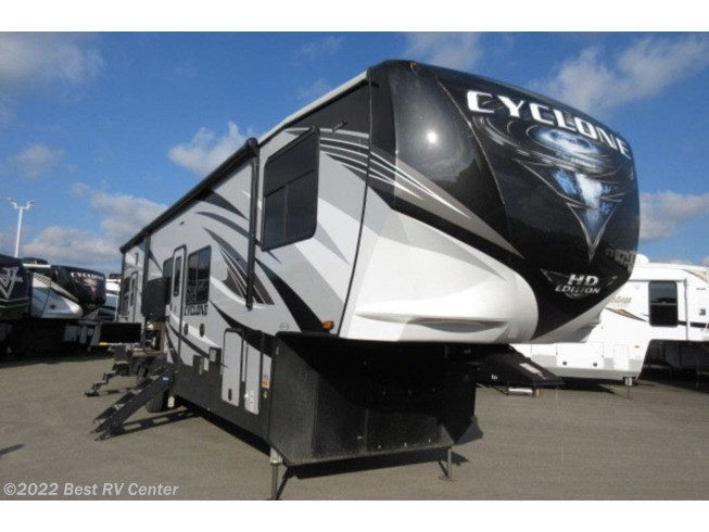 New 2020 Heartland Cyclone 3713 available in Turlock, California