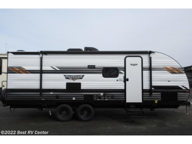 2020 Wildwood X-Lite West T221BHXL by Forest River from Best RV Center in Turlock, California