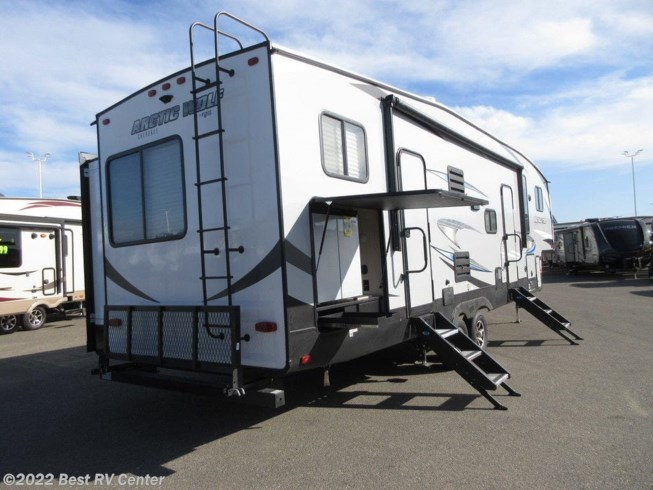 New 2020 Forest River Arctic Wolf 321BH available in Turlock, California