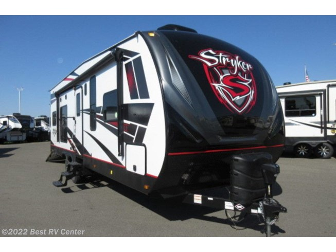 New 2020 Cruiser RV Stryker ST 2816 available in Turlock, California