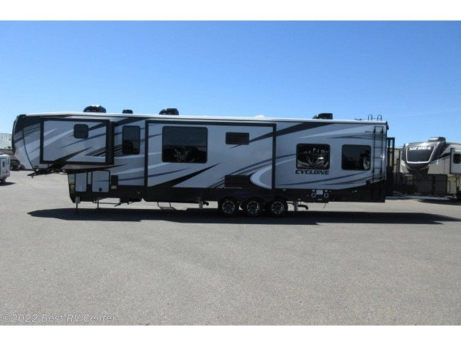 2021 Cyclone 4005 by Heartland from Best RV Center in Turlock, California