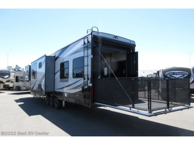 New 2021 Heartland Cyclone 4005 available in Turlock, California