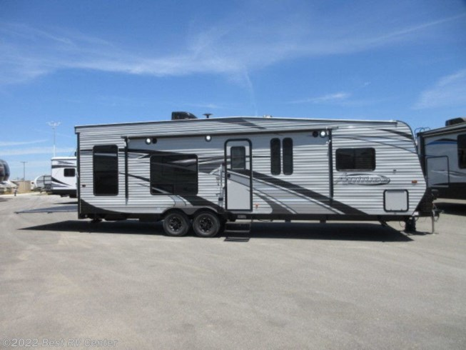 2020 Eclipse Attitude 27SA - New Toy Hauler For Sale by Best RV Center in Turlock, California