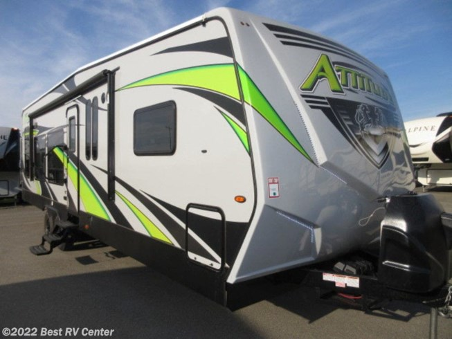 New 2020 Eclipse Attitude Wide Lite 2814GS available in Turlock, California
