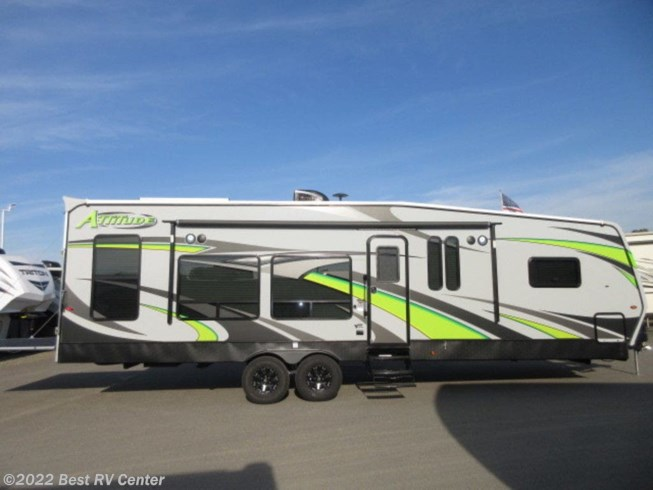2020 Attitude Wide Lite 2814GS by Eclipse from Best RV Center in Turlock, California