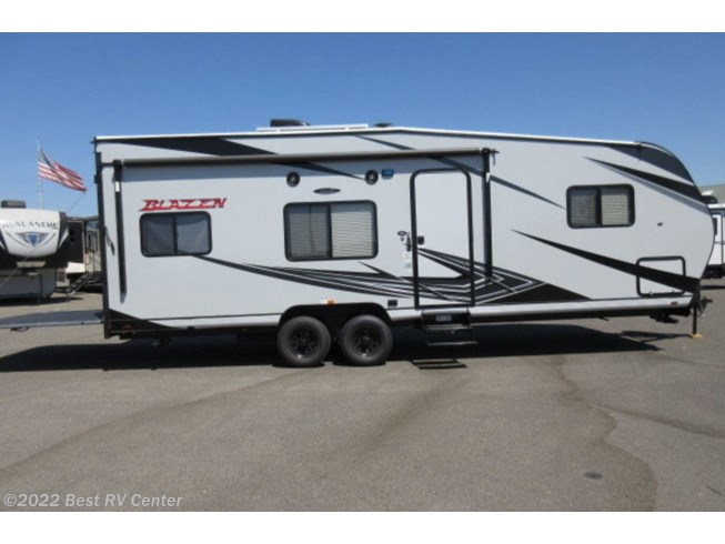 2021 Pacific Coachworks Blaze'n 2414LE - New Toy Hauler For Sale by Best RV Center in Turlock, California