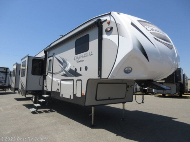 New 2019 Coachmen Chaparral 381RD available in Turlock, California