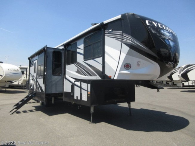New 2020 Heartland Cyclone 3600 available in Turlock, California