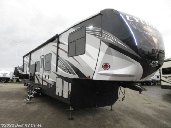 New 2019 Heartland Cyclone 4101 available in Turlock, California
