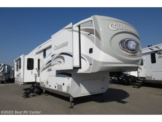 New 2020 Palomino Columbus 382FBW available in Turlock, California