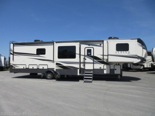 2020 Alpine 3700FL by Keystone from Best RV Center in Turlock, California