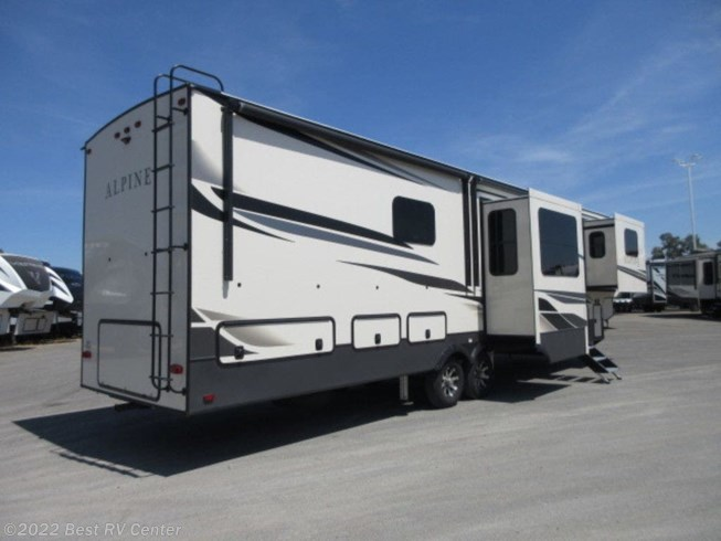 New 2020 Keystone Alpine 3700FL available in Turlock, California