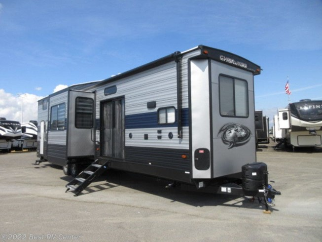 New 2021 Forest River Cherokee Destination 39SR available in Turlock, California