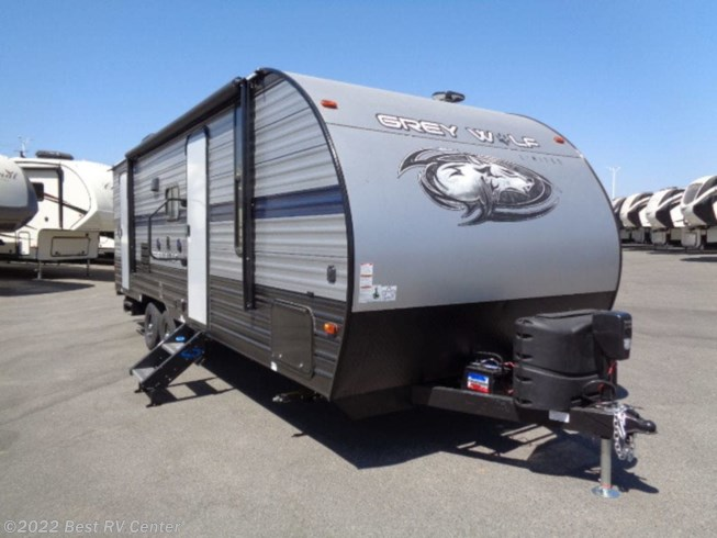 New 2021 Forest River Cherokee Grey Wolf West 23DBH available in Turlock, California