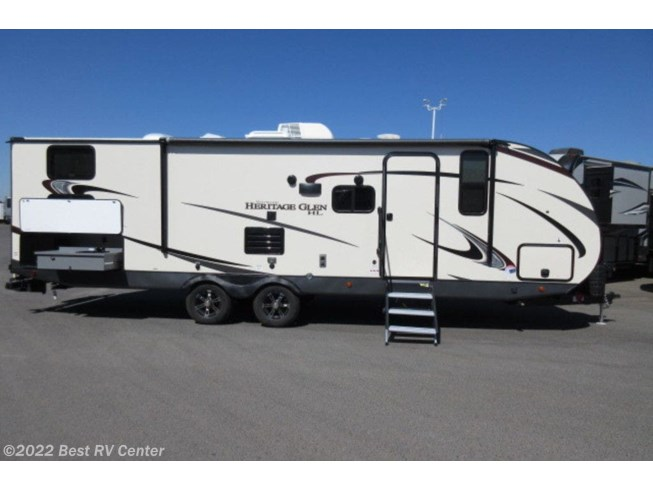 2020 Wildwood Heritage Glen Hyper-Lyte 29BHHL by Forest River from Best RV Center in Turlock, California