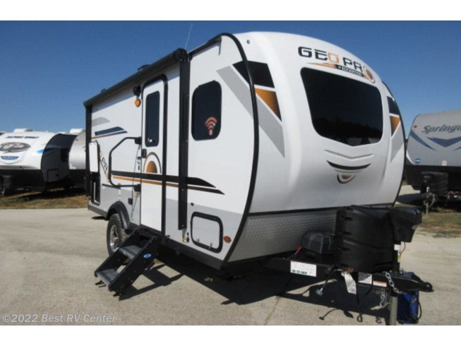 New 2020 Forest River Rockwood Geo Pro G16BH available in Turlock, California