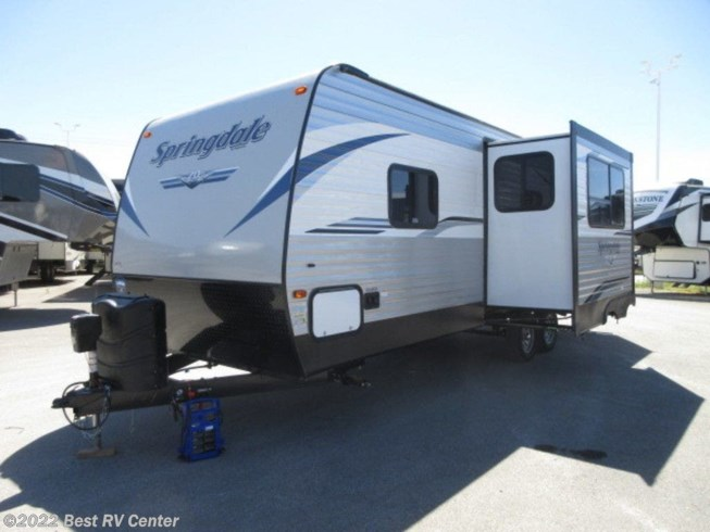 2020 Springdale 240BHWE by Keystone from Best RV Center in Turlock, California