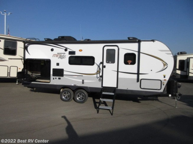 2020 Rockwood Mini Lite 2507S by Forest River from Best RV Center in Turlock, California