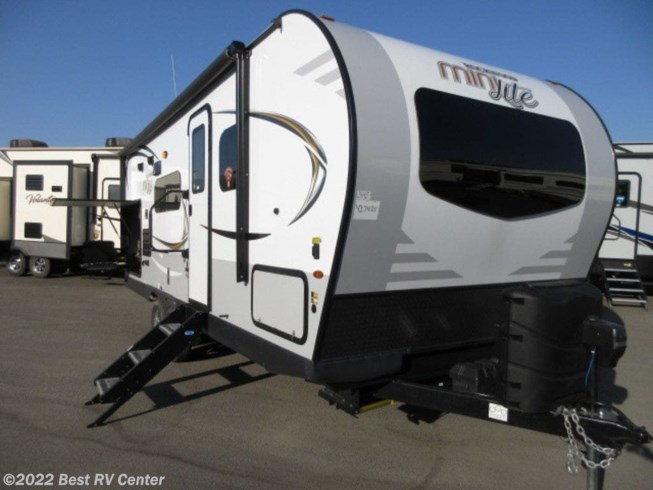 New 2020 Forest River Rockwood Mini Lite 2507S available in Turlock, California