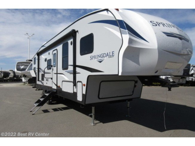 New 2020 Keystone Springdale 300FWBH available in Turlock, California