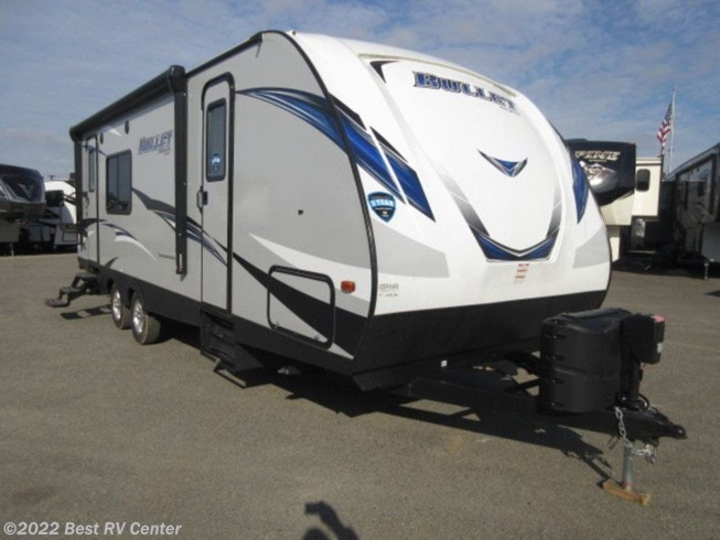 New 2019 Keystone Bullet 248RKSWE available in Turlock, California